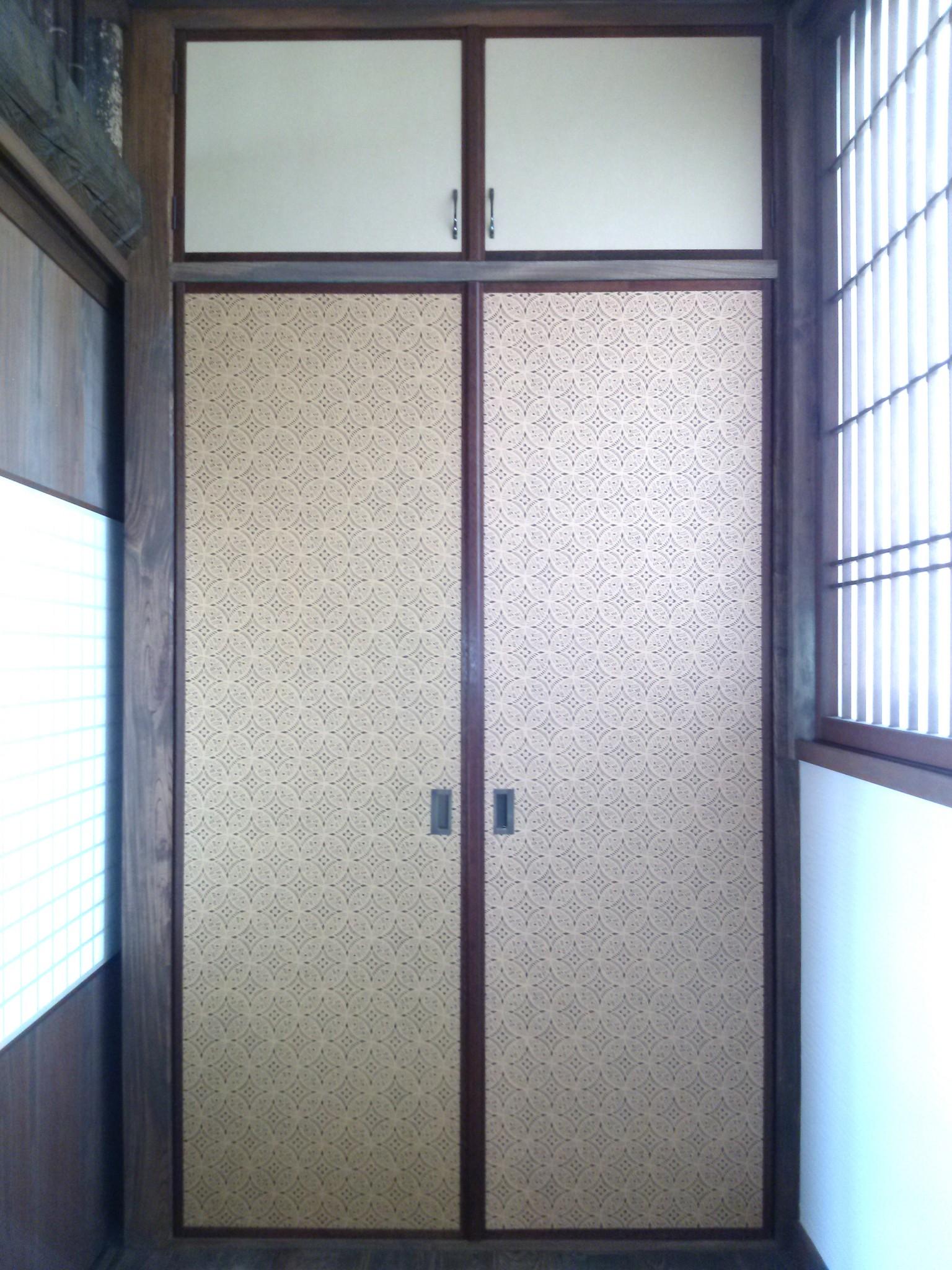 襖(ふすま)No.08-007
